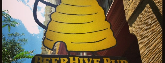 BeerHive Pub & Grill is one of my todos - Bars.