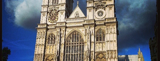 Westminster Abbey is one of M!.