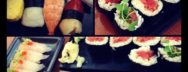 Hide Sushi is one of Top 50 restaurants in LA.
