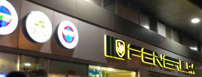 Fenerium is one of Champion Fenerbahçe Places.