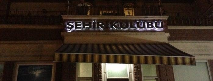Şehir Kulübü Ocakbaşı is one of Çiftlik.
