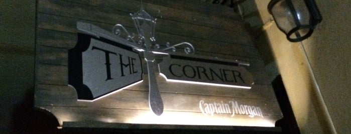 The Corner is one of Bars in Mty.