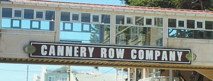 Cannery Row is one of My fave vacation spots.