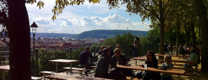 Letná Beer Garden is one of Praga 3 Dias.