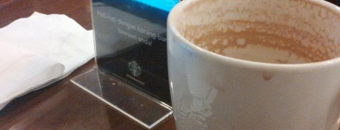 Starbucks is one of Guide to Denpasar's best spots.