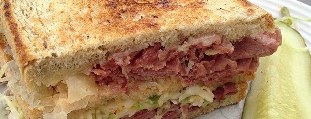 Schnitz Deli is one of Must-visit Food in Grand Rapids.