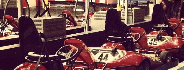 K1 Speed is one of Lover time.