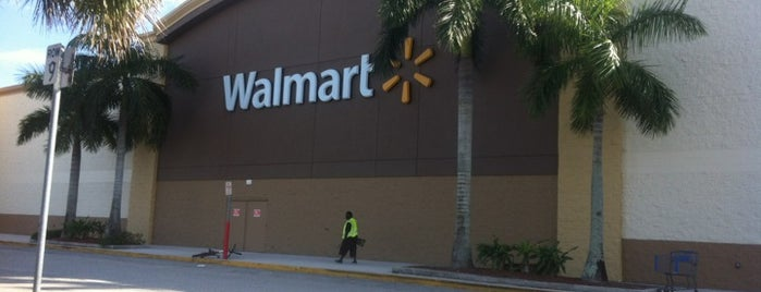 Walmart Supercenter is one of Top picks for Department Stores.