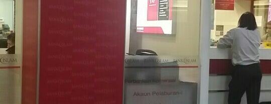 Bank Islam Malaysia Berhad is one of Bank.