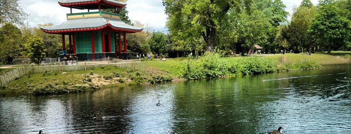 Victoria Park is one of Must-visit Great Outdoors in London.