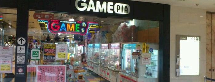 GAME PIA 川崎モアーズ店 is one of beatmania IIDX 設置店舗.