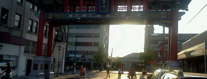 International District/Chinatown LINK Station is one of LIFE IN SEATTLE, WA!!.