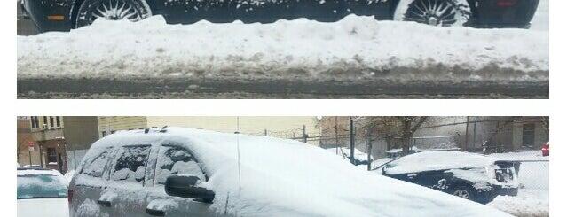 Snowpocalypse 2015 (Winter Storm Juno) is one of Listpocalypse.