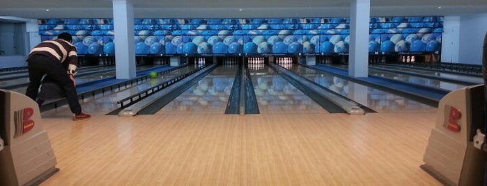 Planet Bowling is one of Favorite Arts & Entertainment.
