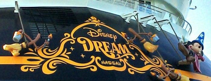 Disney Dream is one of TRIPS.