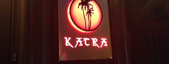 Katra Lounge is one of Must-visit Bars in New York.