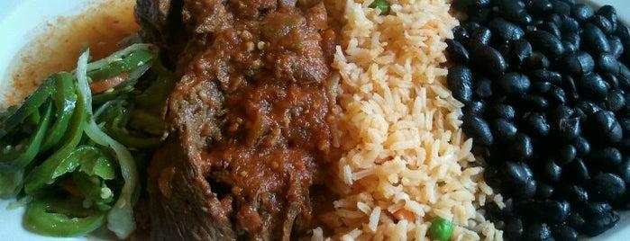 latin cuisine