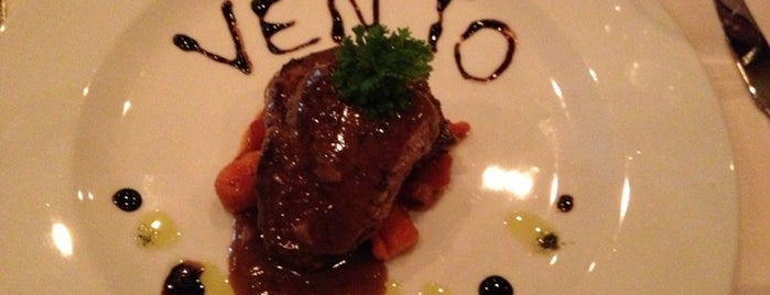 Vento is one of Must Restaurants.
