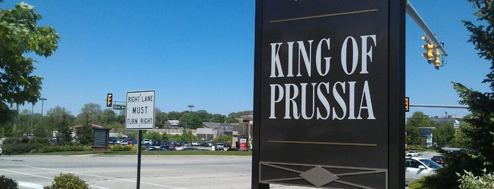 King of Prussia is one of Shops.