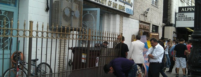 Islamic Society of Bay Ridge is one of masjids in tristate area.