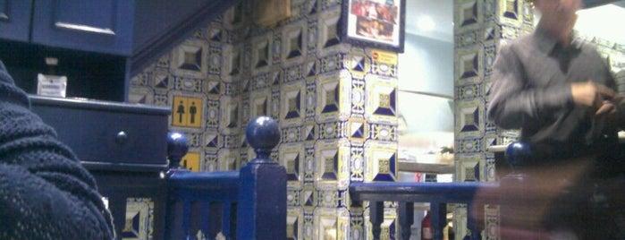 Cafe Bar Bilbao is one of Pintxopote - Bilbo.