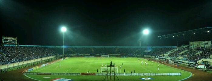 Stadion Kanjuruhan is one of #PasoepatiNet.