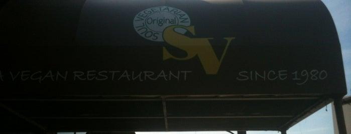 Soul Vegetarian East is one of Chicago Vegetarian!.