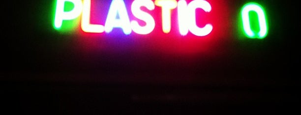 Plastic is one of Restaurants milano.