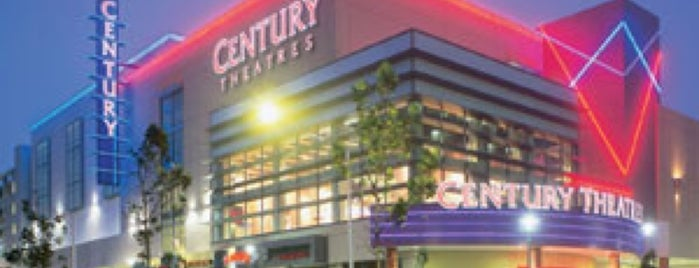 Century 20 Daly City is one of Cinéma.