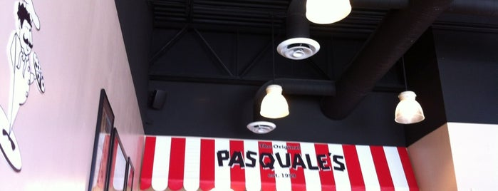 Pasquale's Pizza is one of Greenwood.