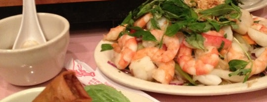 Saigon Pagolac is one of Houston Press - 'We Love Food' - 2012.