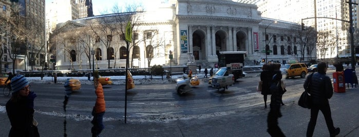 New York Public Library - Muhlenberg is one of B. Locations.