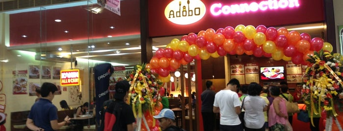 Adobo connection is one of Restaurants.