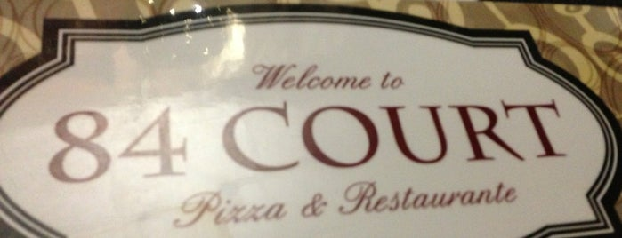 84 court St Pizza is one of Favorite Restaurants.