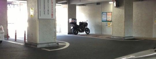 Hakozaki PA is one of 首都高6号向島線・三郷線.