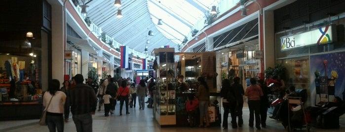Mall Center Curicó is one of comida e.e.