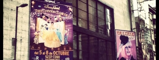 Teatro Gran Rex is one of my b.a..