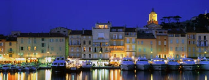 Saint-Tropez is one of 1,000 Places to See Before You Die - Part 2.