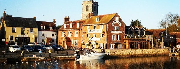 Wareham Quay is one of Shelbyart's Favourite Places.