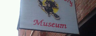 Witch History Museum is one of USA East Coast.