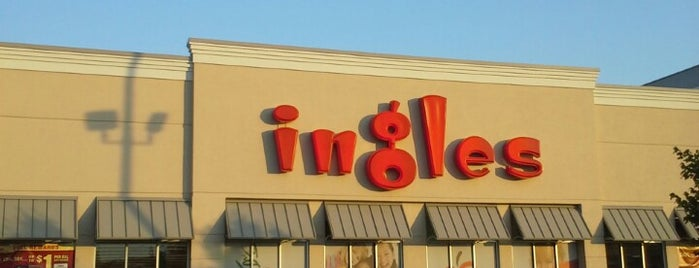 Ingles is one of Favorites.