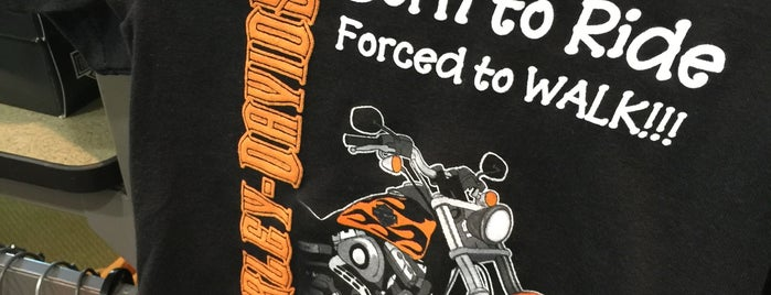 Harley-Davidson of Atlanta is one of Places to try: fun.