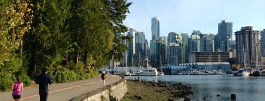 Stanley Park is one of Favorite places I've visited.