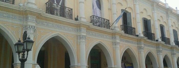 MAAM (Museo de Arqueología de Alta Montaña) is one of Argentina Backpacker.