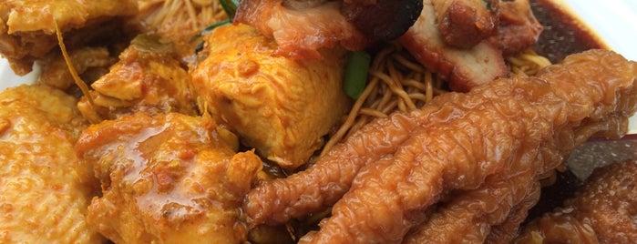 Restoran Golden Chopsticks is one of Cheap eats in KL.