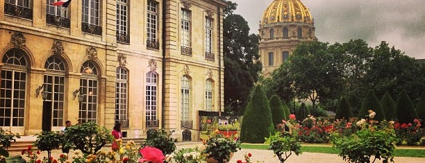 Musée Rodin is one of Three Jane's Guide to Paris.