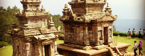 Candi Gedong Songo is one of Must-visit Great Place in Ambarawa-Salatiga.