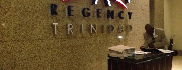 Hyatt Regency Trinidad is one of Swanky Digz.