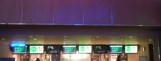 TGV Cinemas is one of All-time favorites in Malaysia.