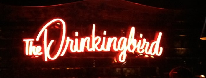 The Drinkingbird is one of Restaurants to Try.